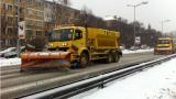 Над 120 снегорина чистят София