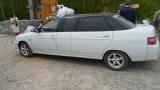 Продава се уникална лимузина ВАЗ-2110 СНИМКИ