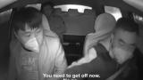 Коронавирус в такси или как шофьор изпада в ужасна паника ВИДЕО