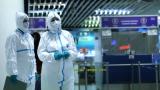 Затвориха терминал на летище заради коронавируса