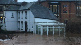 Нова страшна буря удари Великобритания СНИМКИ