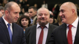 Борисов и Радев разтопиха ледовете ВИДЕО
