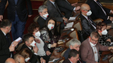 Страшни скандали тресат парламента заради депутатските заплати