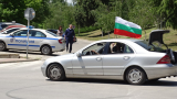 Протестен автопоход в Благоевград заради мерките срещу К-19