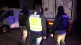 ГДБОП удари колубийски кокаин за близо 20 млн. евро ВИДЕО
