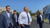 Борисов пристигна в Бургас и веднага попита... НА ЖИВО