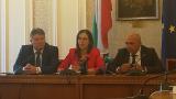ГЕРБ внася сигнал до главния прокурор срещу Корнелия Нинова ВИДЕО