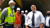 "Борисов обяви Божието чудо, спасило работниците от ""Железница"" ВИДЕО"