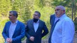 Борисов показа ударните ремонти във Велинградско ВИДЕО