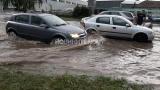 Северозападна България е под вода! Порои с градушки удариха региона СНИМКИ