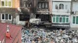 Взрив в Столипоново: Цял блок гори