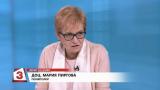 Мария Пиргова прогнозира как БСП и ГЕРБ заедно ще свалят Радев
