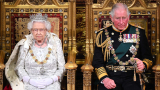 Елизабет II сваля короната! Принц Чарлз сяда на трона