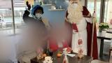 Белгийски Дядо Коледа посети старчески дом и зарази 75 души с коронавирус