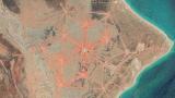 Мистериозен гигантски обект бе разкрит от Google Maps