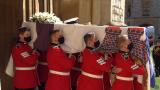 На погребението на принц Филип се случи нещо невиждано досега НА ЖИВО