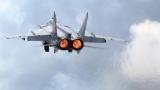 Руски МиГ-31 вдигнат по спешност заради US разузнавач над Баренцово море