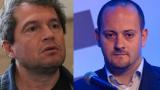 Тошко Йорданов насмете Радан Кънев: Боклук!