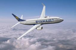 Жесток масов бой между жени на борда на лайнер на Ryanair