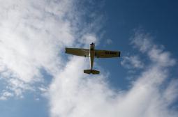 И таз добра: Приземиха самолет заради шампанско