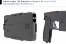 Европа в паника! Появи се нов вид пистолет, заради който полицаите може да претарашат и вас (ВИДЕО)