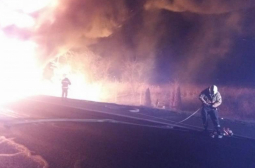 "Огнен ад на магистрала ""Тракия""!"