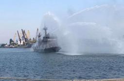 Инфарктна ситуация на пристанище Бургас (СНИМКИ)