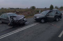 Тежка катастрофа край Бургас