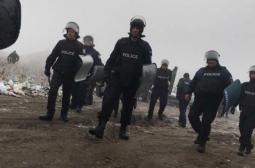 Жандармерия и полиция нахлуха в Старозагорско село, акция и в Дупница (СНИМКИ)