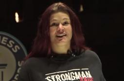 Феноменално силна жена сгъна 7 тигана за Гинес ВИДЕО