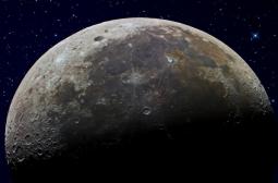 Прочут уфолог: Открих огромна сграда на Луната СНИМКИ