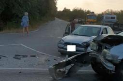 Голям кошмар на пътя Варна - Бургас СНИМКИ