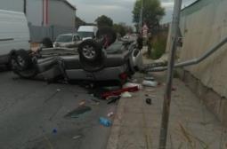 Страшно меле рано сутрин в Пловдив СНИМКА