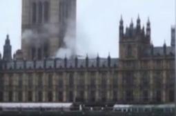 Около британския парламент в Лондон стана страшно