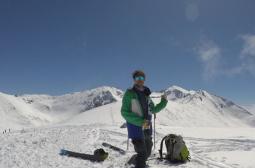 Явор Бахаров заживя в планината СНИМКИ