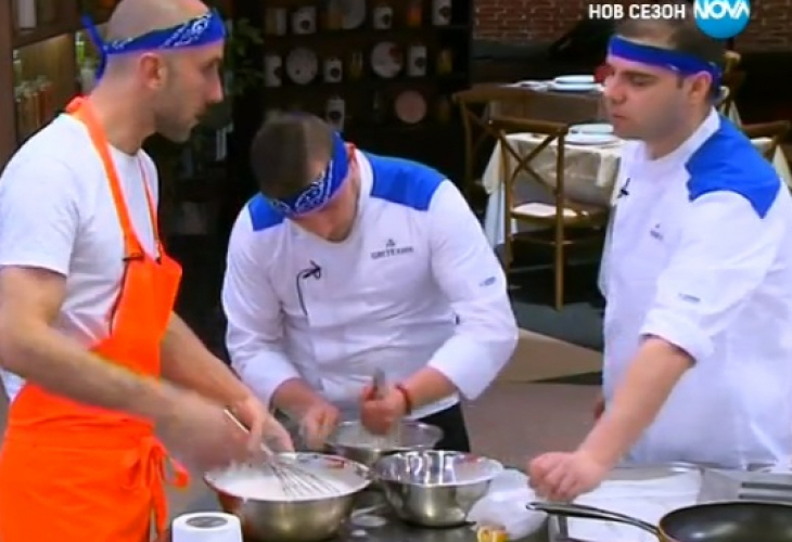 Пореден екшън в Hell's Kitchen! Страховити заплахи и обиди между Николай и Петко  - 0