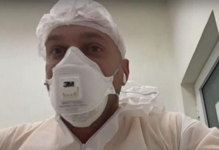"Лекар - анестезиолог от бургаската болница ""Бургасмед"" написа гневен пост"