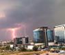 Мощна буря иде към София КАРТА