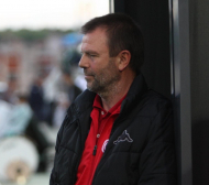 Стойчо Младенов не говори след мача
