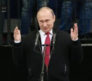 Путин идва с торпеда и ракети на Евро 2016