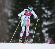 Антония Григорова 66-ата в спринта