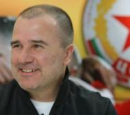 Найденов обяви новия спонсор на Левски