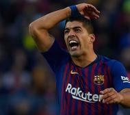 Напрежение и скандали в Барселона