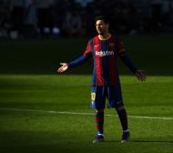 Меси подгони сериозно Краля на футбола