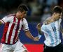 Меси призна, че е спал срещу Парагвай