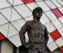 Англичанин оскверни паметник в Москва